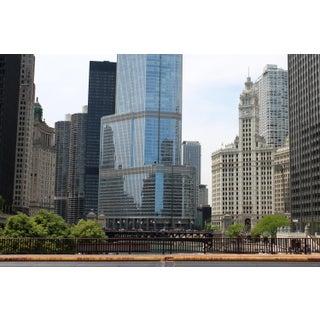 Downtown Chicago Photograph by Josh Moulton