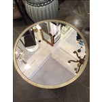 Image of Julian Chichester Two Tiered Mirrored Table
