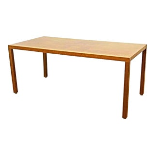 Silky Oak Writing Desk