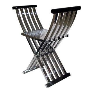 Folding Bench by John Vesey