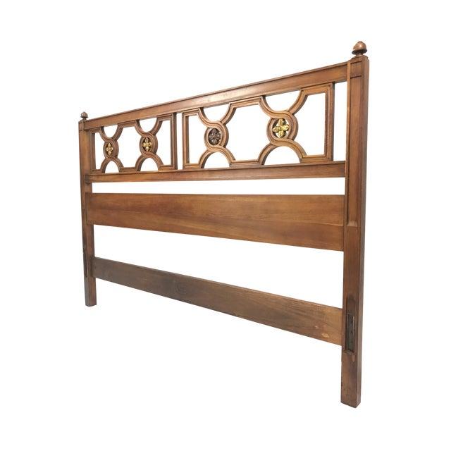 Kindel Furniture Belvedere Collection Full Bed Headboard - Image 2 of 5