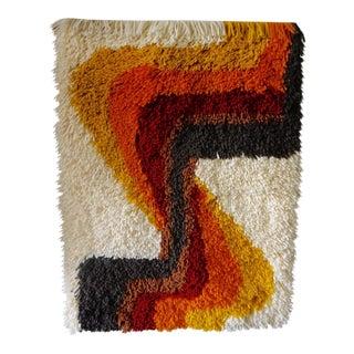 Mid-Century Textile Wall Art