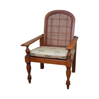 Tommy Bahama Lexington Cane Back Plantation Chair