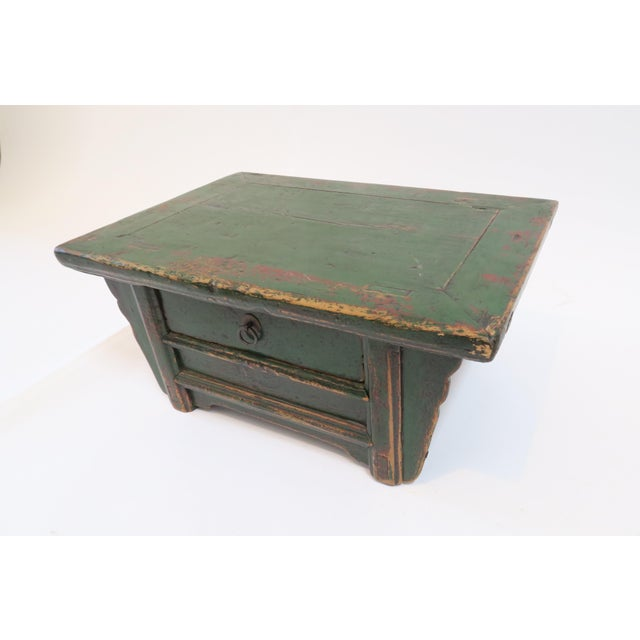 Japanese Low Writing Desk - Image 4 of 7