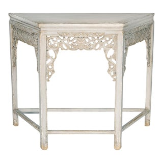 Sarreid Ltd. Replica Carving Wall Table