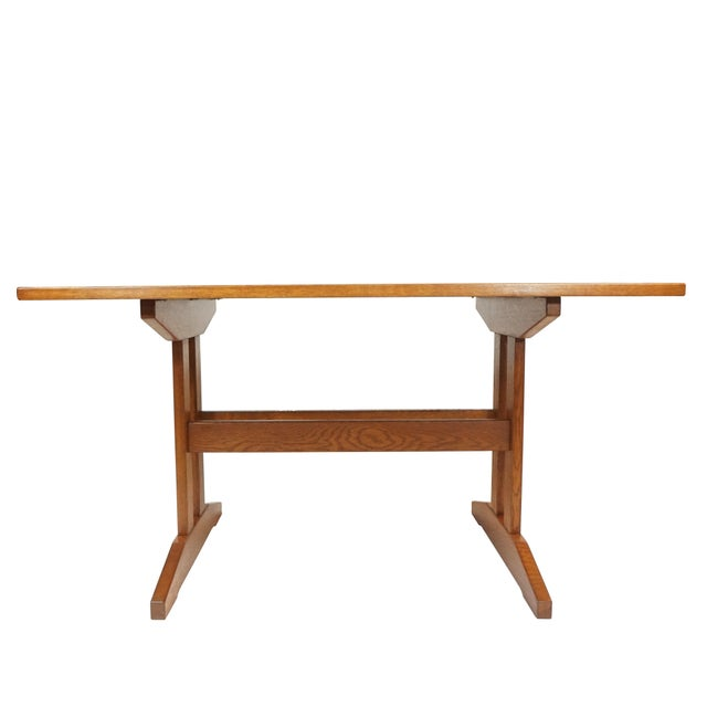 Vintage Danish Shaker Table - Image 5 of 10