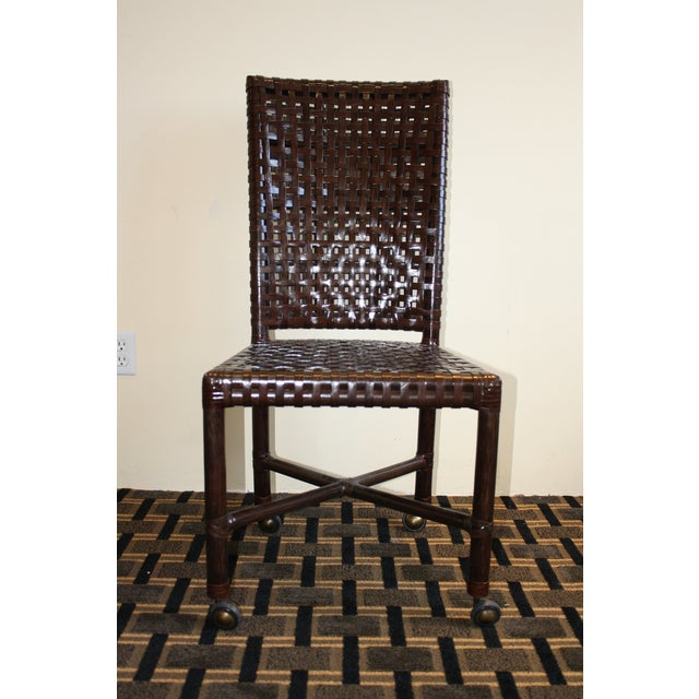 McGuire Antalya Side Dining Chair - Image 2 of 8