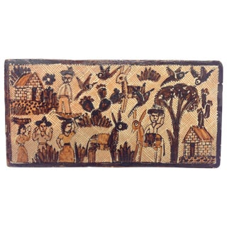 Balbino Lucano Nery Mid Century Pottery Tile