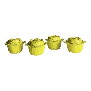 Rosenthal Netter Lidded Soup Bowls - Set of 4