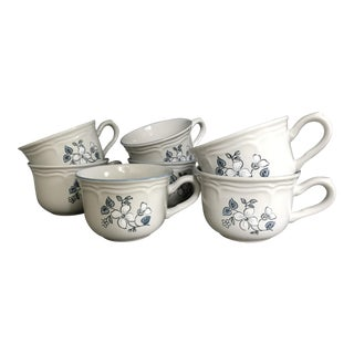 Covington Edition Avondale Hand Decorated Mugs- Set of 7