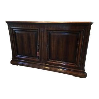 Ebanista Custom White Cedar Tv Cabinet