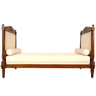 19th Century French Empire Directoire Daybed