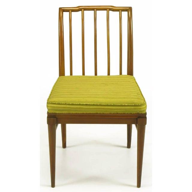 Six J. Stuart Clingman Dining Chairs by John Widdicomb - Image 2 of 10