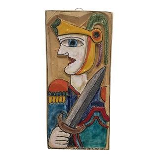 Susana De Simone Wall Tile