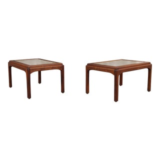 John Keal Mid-Century Side Tables - A Pair