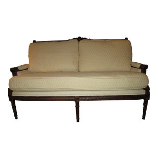 Henredon Upholstery Collection Settee