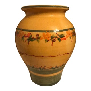 Lovely Classic Provencal Vase, Made in France