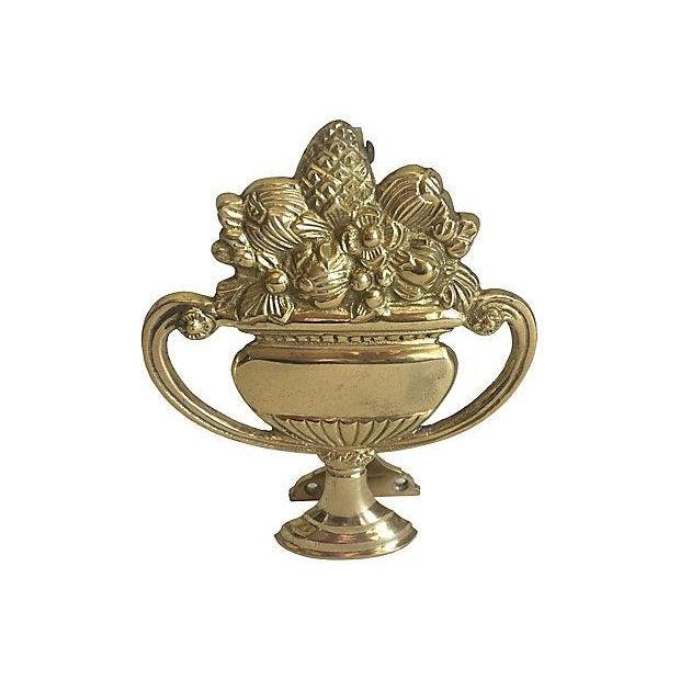 Brass Urn Door Knocker - Image 3 of 7