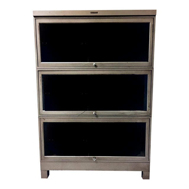 Vintage Wernicke Barrister Bookcases by Steelcase - A Pair - Image 1 of 5