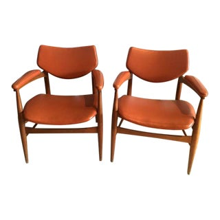 Thonet Armchairs - A Pair