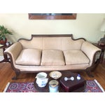 Image of Duncan Phyfe Antique Sofa