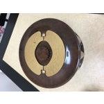 "Image of Vintage Bakelite ""TurnIt"" Poker Chip Caddy"