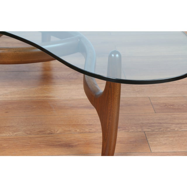 Image of Adrian Pearsall Style Coffee Table