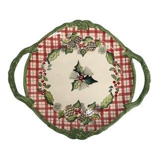 Tracy Porter Winterland Platter