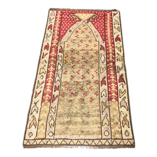 "Bellwether Rugs Distressed Turkish Oushak Rug - 2'9"" x 5'1"""