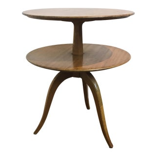 Paul Frankl 2-Tier Side Table