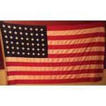 Image of Vintage 48 Star American Flag
