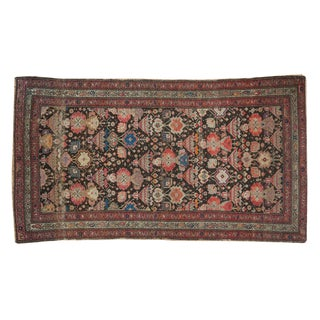 "Antique Malayer Rug - 3'7"" x 6'6"""
