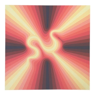 "Roy Ahlgren Limited Edition ""Pulsar"" Print"