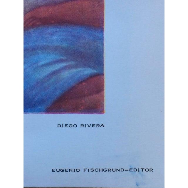 1948 Original Diego Rivera Prints - A Pair - Image 10 of 11