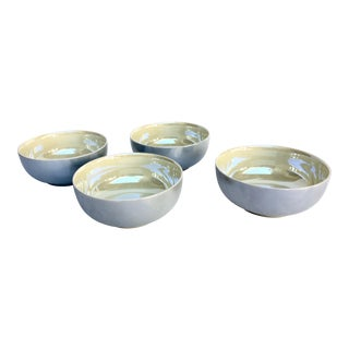 "Swid Powell ""Luster"" Coupe Bowls - Set of 4"