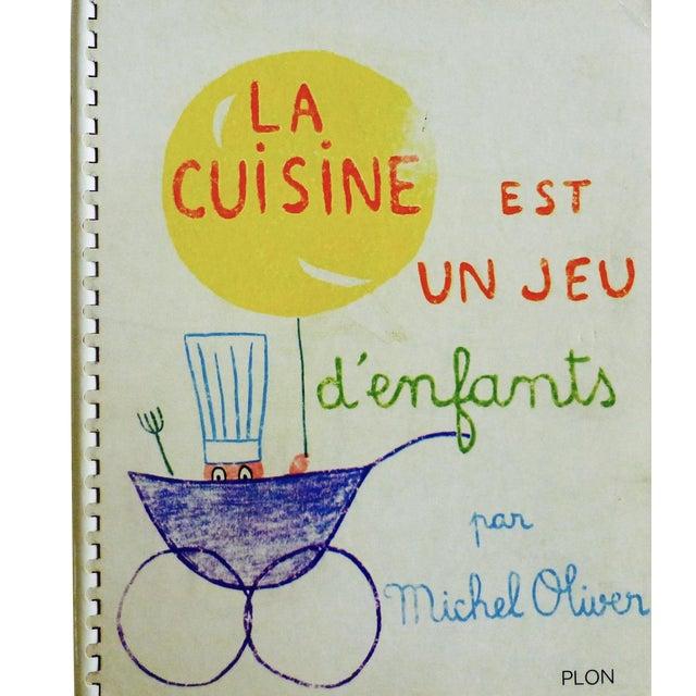 La cuisine est un jeu d 39 enfants michel oliver chairish - La cuisine est un jeu d enfant ...