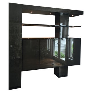 Maurice Villency Wall Unit