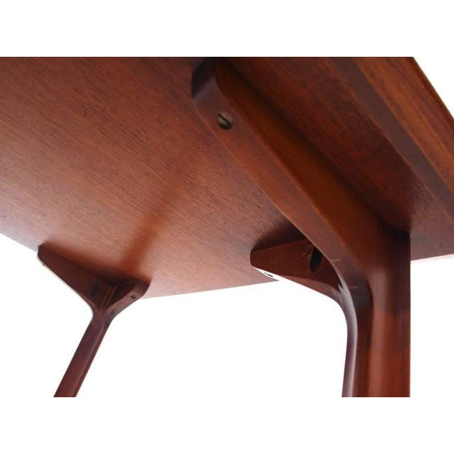 Arne Jacobsen Grand Prix Dining Table - Image 4 of 9