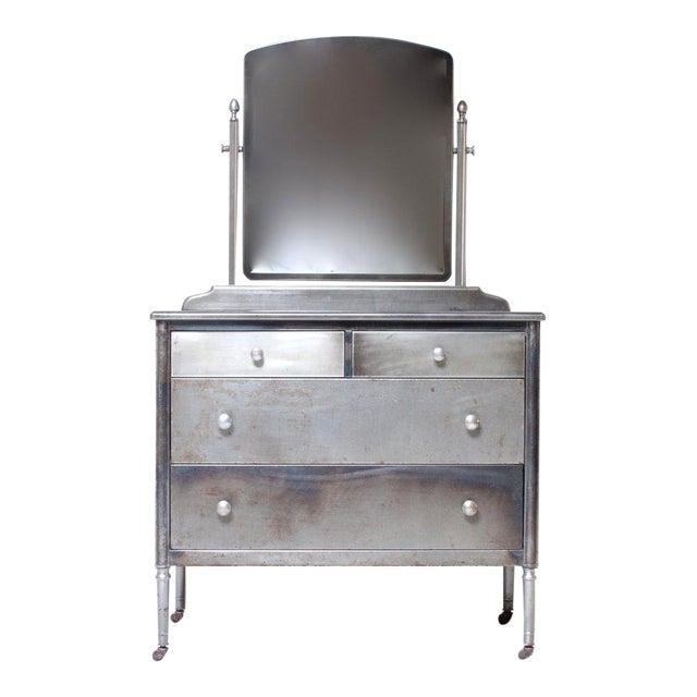 Simmons Sheraton Series Metal Dresser - Image 1 of 5
