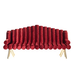 Customizable FLUTE SOFA