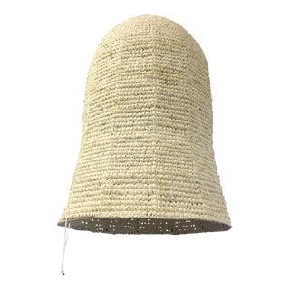 Natural Hood Hanging Lamp