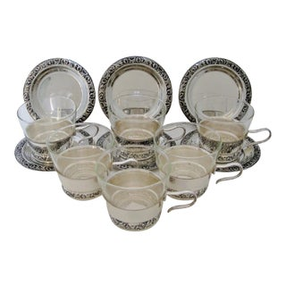 Vintage WMF Coffee Service - 18 Pieces