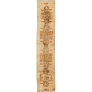 "Apadana - Vintage Turkish Anatolian Rug, 2'7"" x 13'1"""