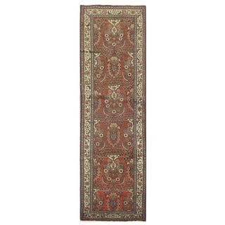 Vintage Persian Tabriz Rug - 2'10''x11'