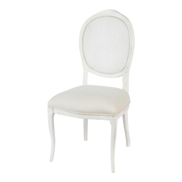 Sarreid Ltd Abrella French Style Caned Beechwood Dining Chairs Set Of 4 Image 6