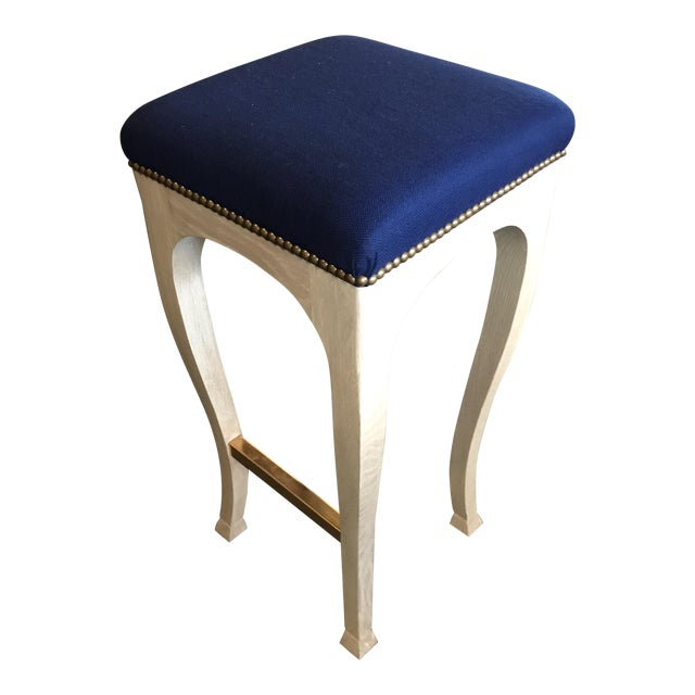"""Truex American Furniture """"Golden Gate"""" Bar Stool (Pair Available) - Image 1 of 6"""