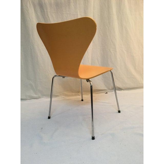 Fritz Hansen Series 7 Chair - Image 5 of 9