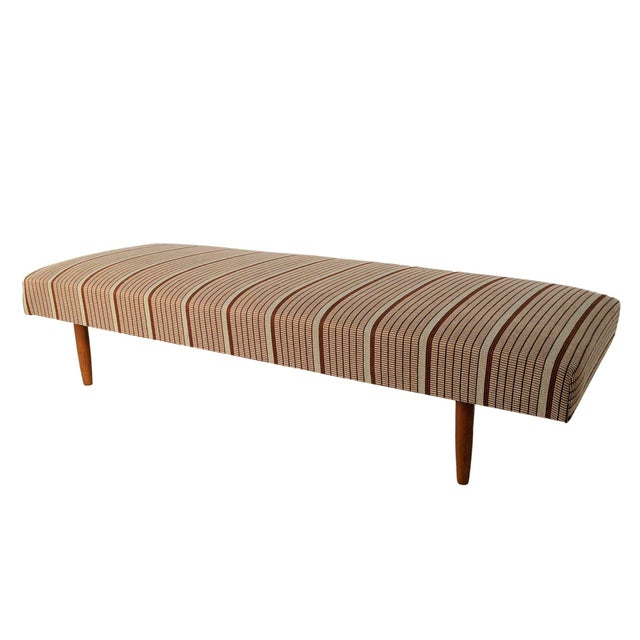 Mid Century Danish Modern Sofa / Daybed - Image 3 of 8