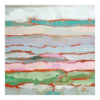 Acrylic landscape - Expressionism
