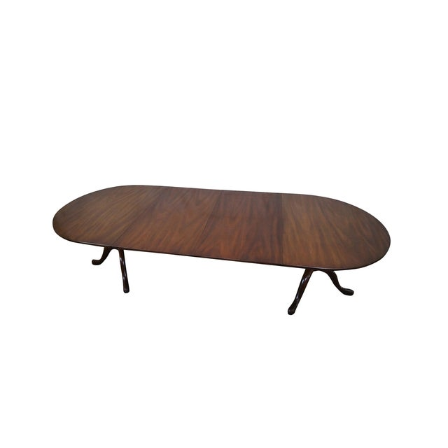 Kittinger Colonial Williamsburg Extension Table - Image 1 of 10